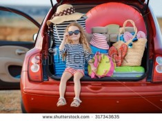 stock-photo-vacation-travel-family-ready-for-the-travel-for-summer-vacation-suitcases-and-car-with-sea-on-317343635